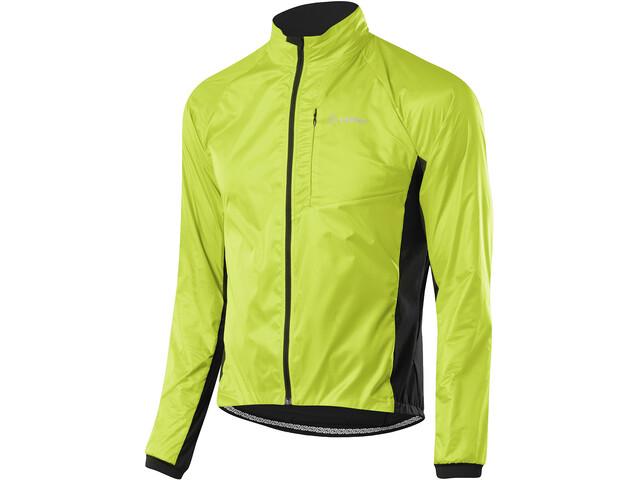 Löffler Light Hybrid Jacket Men, żółty